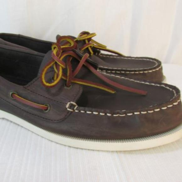 c816944b7fac2 Tommy Hilfiger Bowman Boat Shoes 8.5 Top Siders. M 5b62b36ede6f62e61d97593b